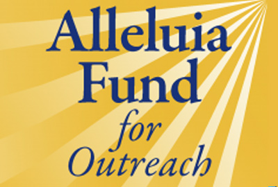2014 Alleluia Fund for Outreach grant recipients