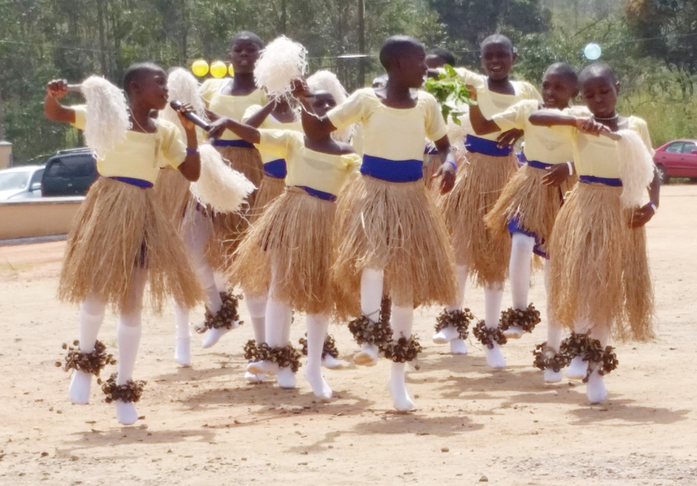 traditional Cameroonian dance
