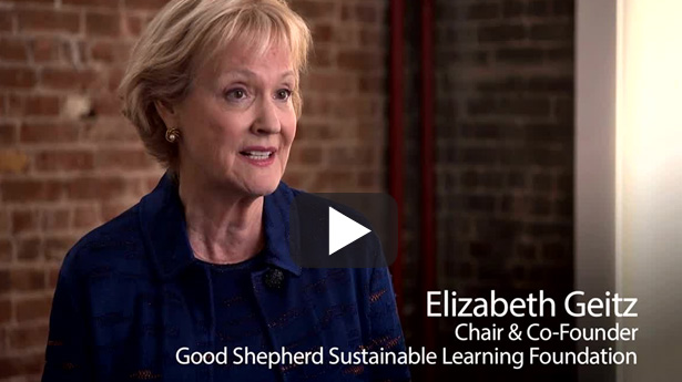 Video Elizabeth Geitz shares education in Cameroon