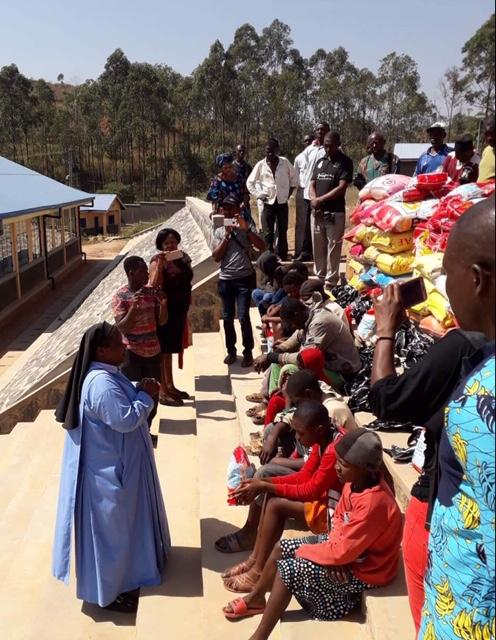 Sister Jane Humanitarian Aid