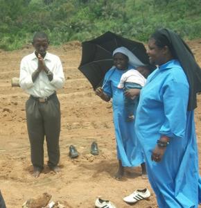 field prayer