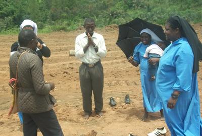 Barefoot Prayer, Barefoot Escape